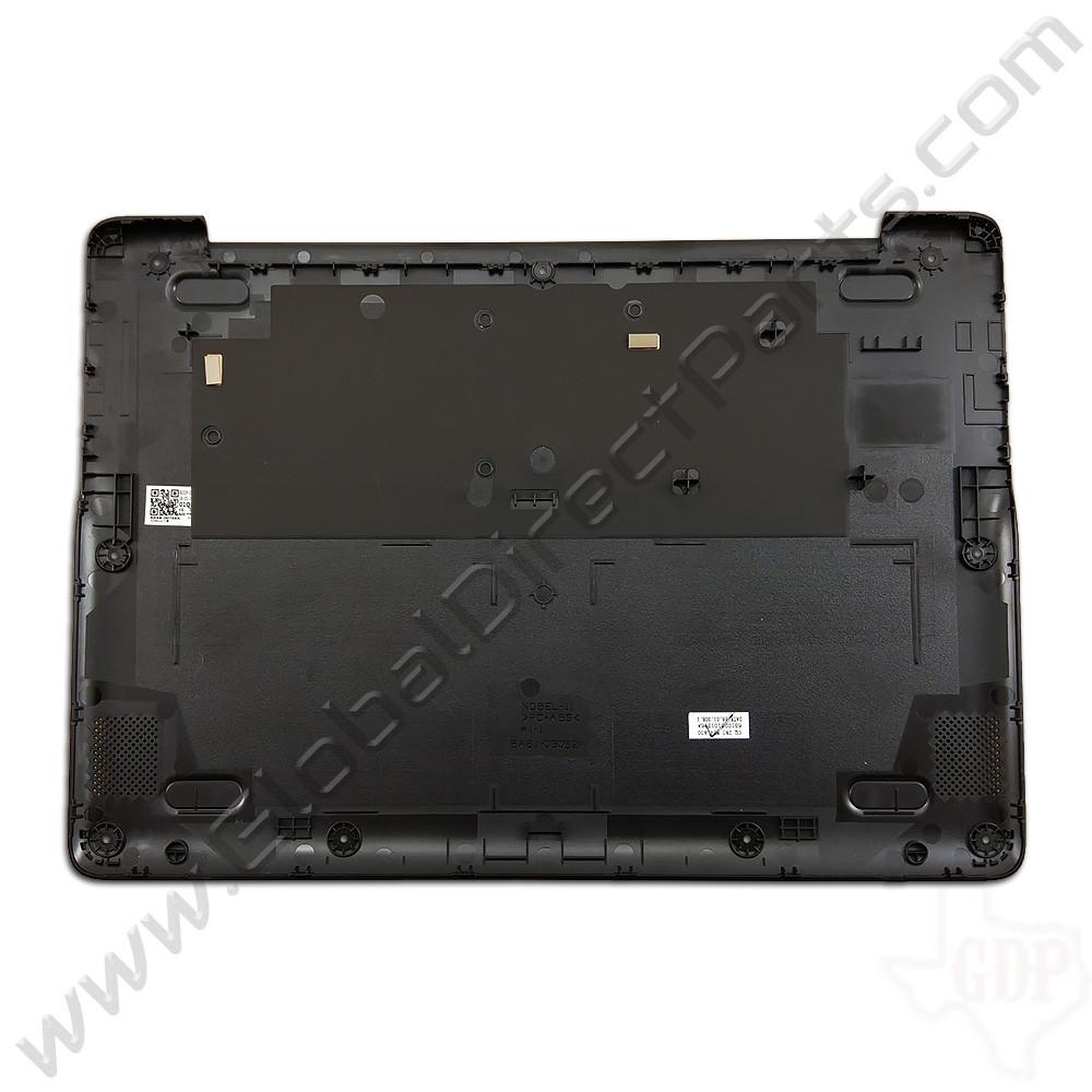 OEM Reclaimed Samsung Chromebook 3 XE500C13 Bottom Housing [D-Side] - Black [BA98-00759A]