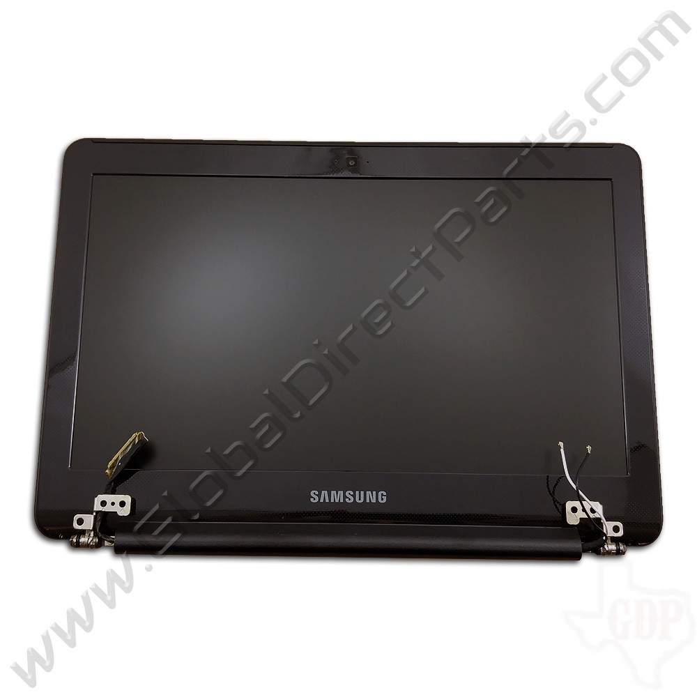 OEM Samsung Chromebook 3 XE500C13 Complete LCD Assembly - Black [BA98-00601A]