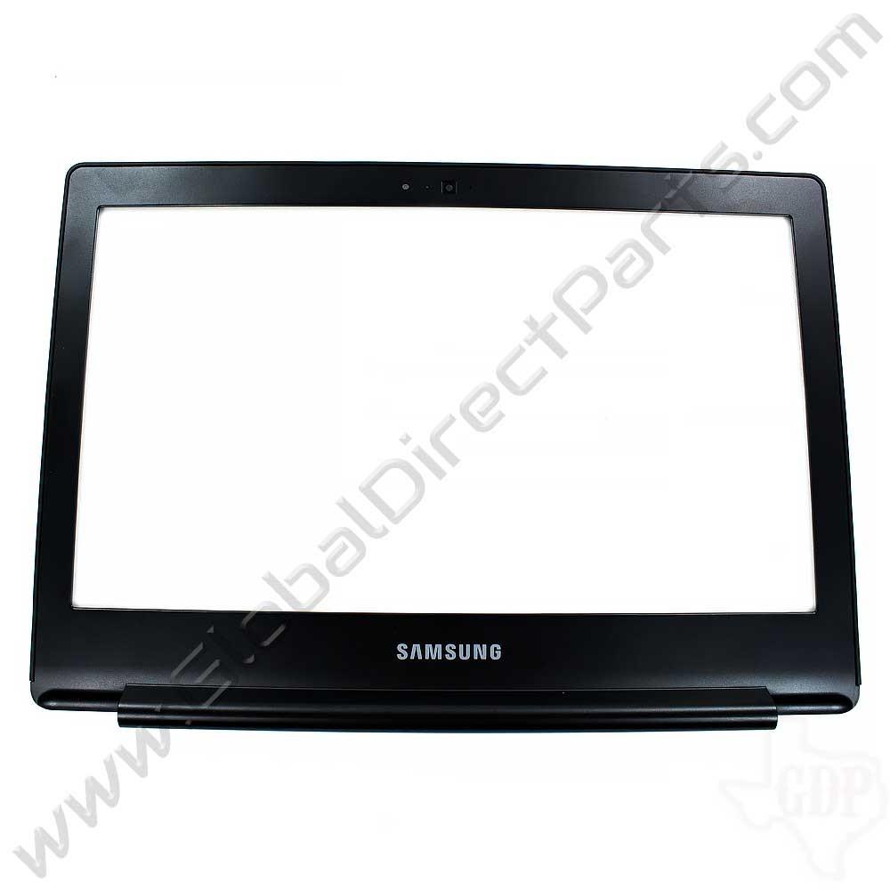 OEM Samsung Chromebook 2 XE503C12 LCD Frame [B-Side] - Black [BA98-00265A]