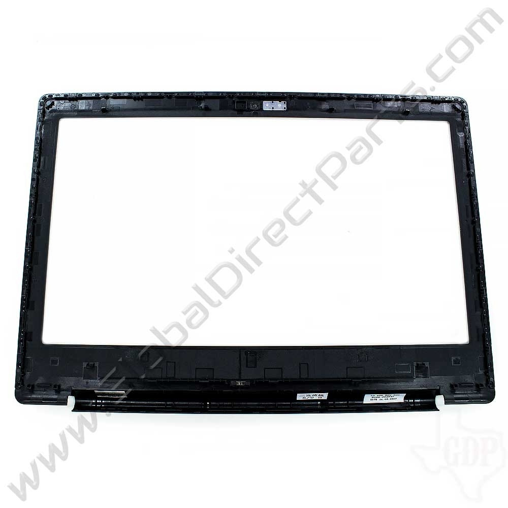OEM Reclaimed Samsung Chromebook 2 XE503C12 LCD Frame [B-Side] - Black [BA98-00265A]
