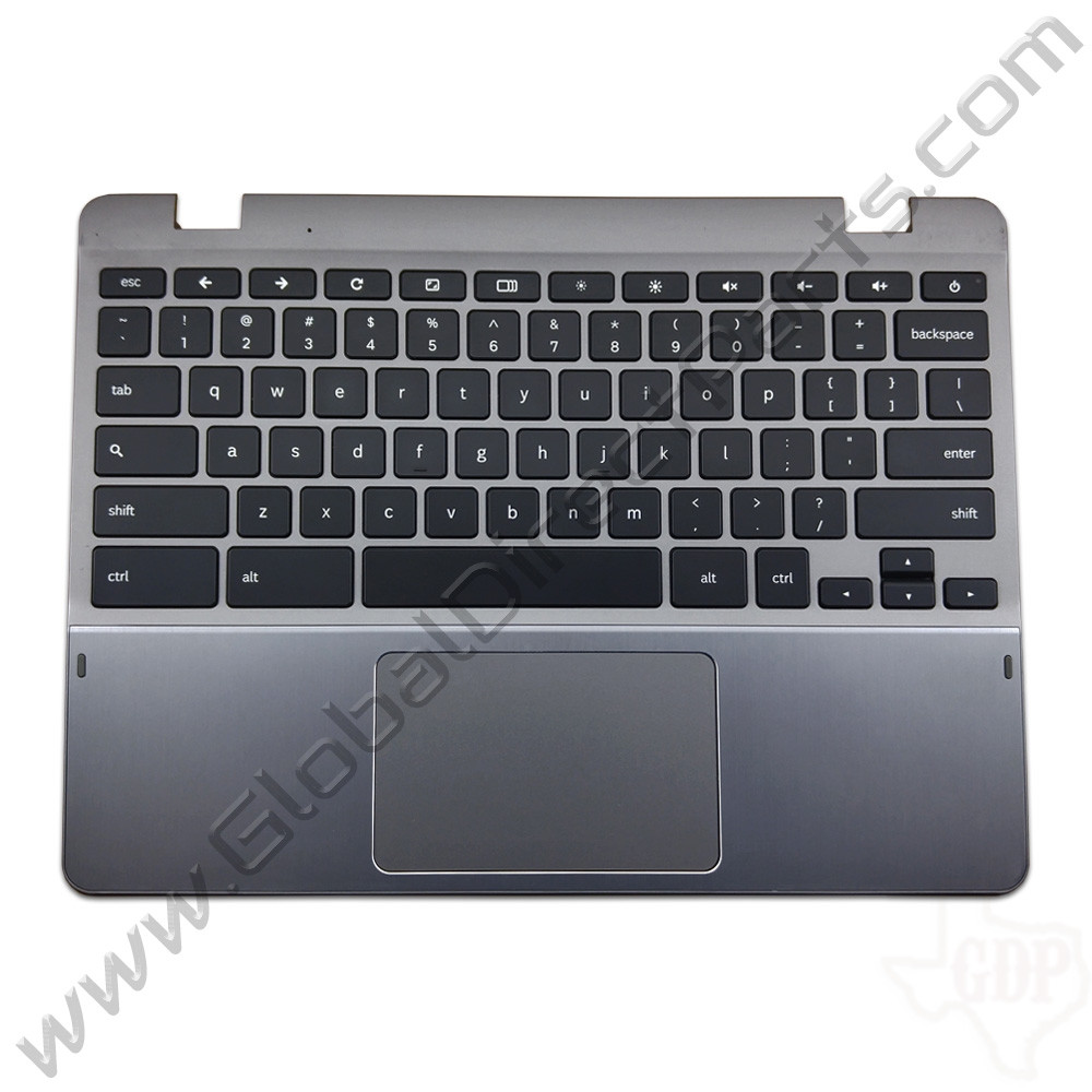 OEM Reclaimed Samsung Chromebook XE550C22 Keyboard with Touchpad [C-Side] - White