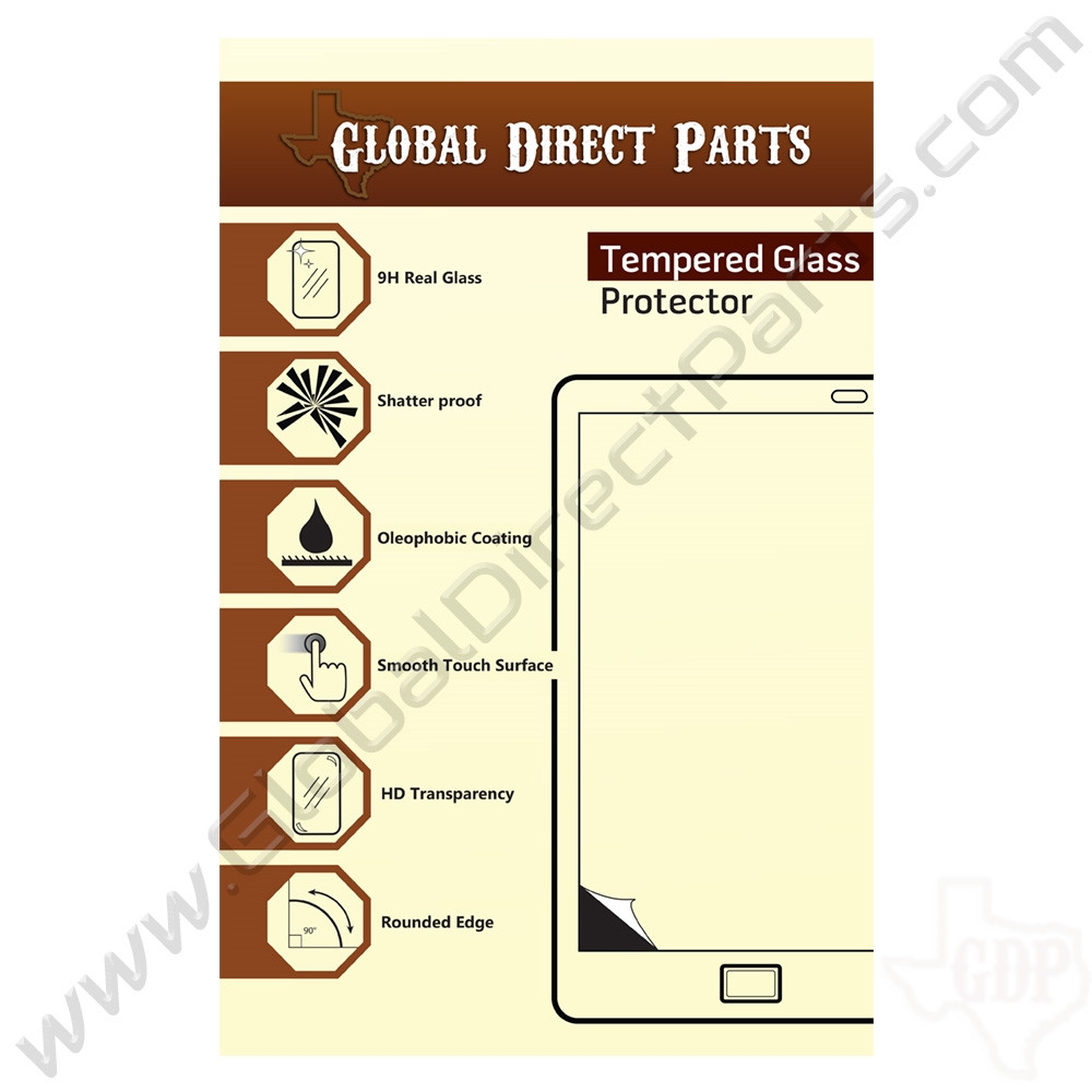 9H Arching Tempered Glass Screen Protector for LG Google Nexus 4