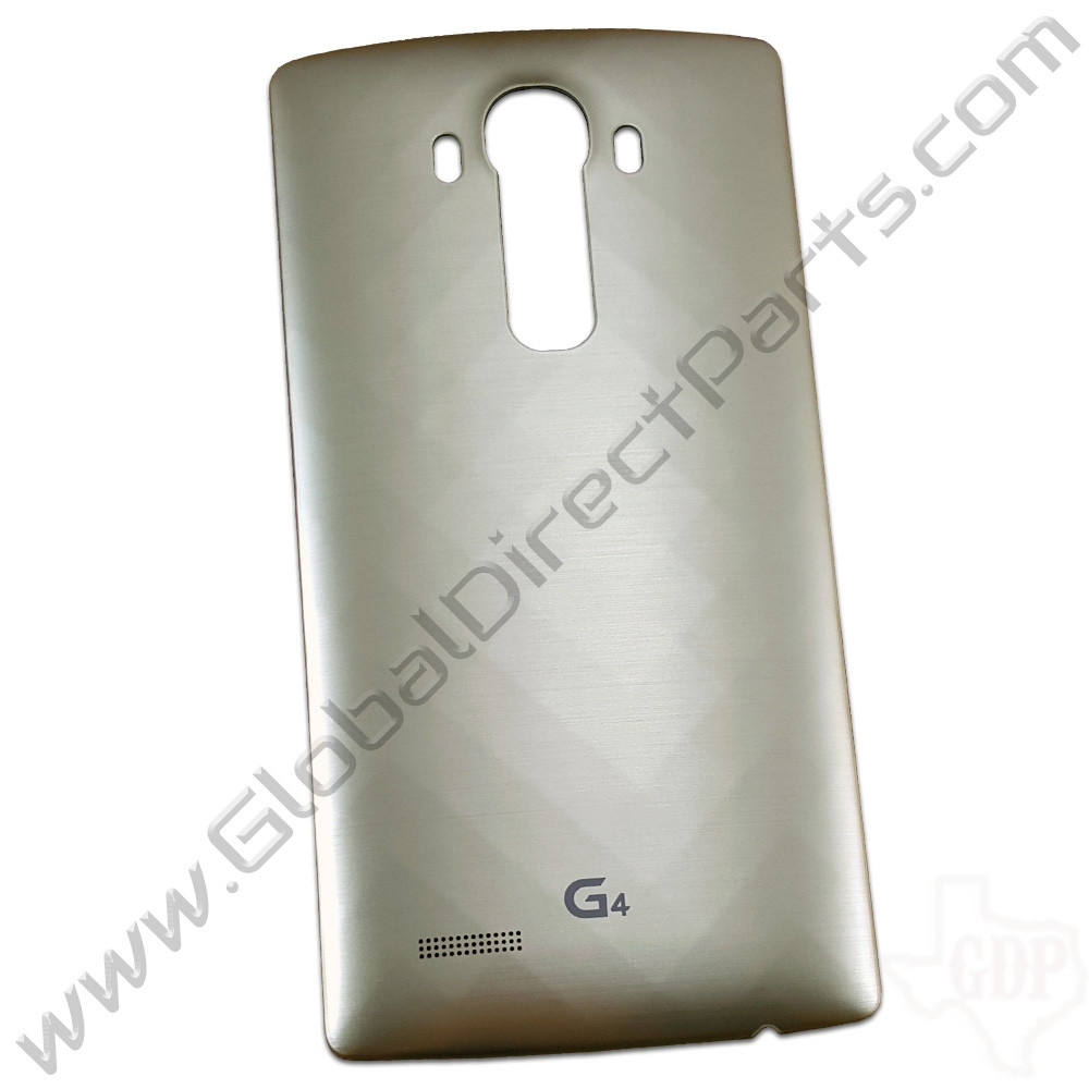 OEM LG G4 H811, H815, US991 Battery Cover - Gold