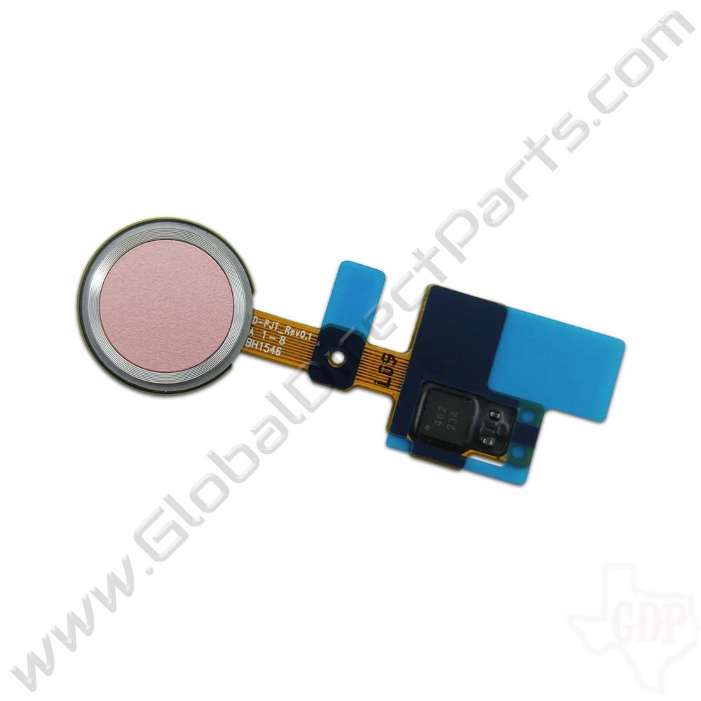 OEM LG G5 Fingerprint Scanner Flex - Pink