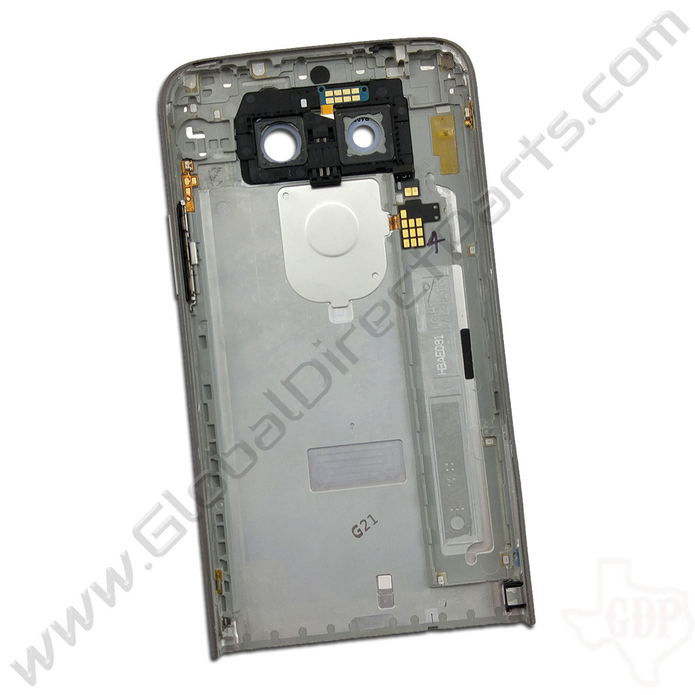 OEM LG G5 H820 Rear Housing - Silver