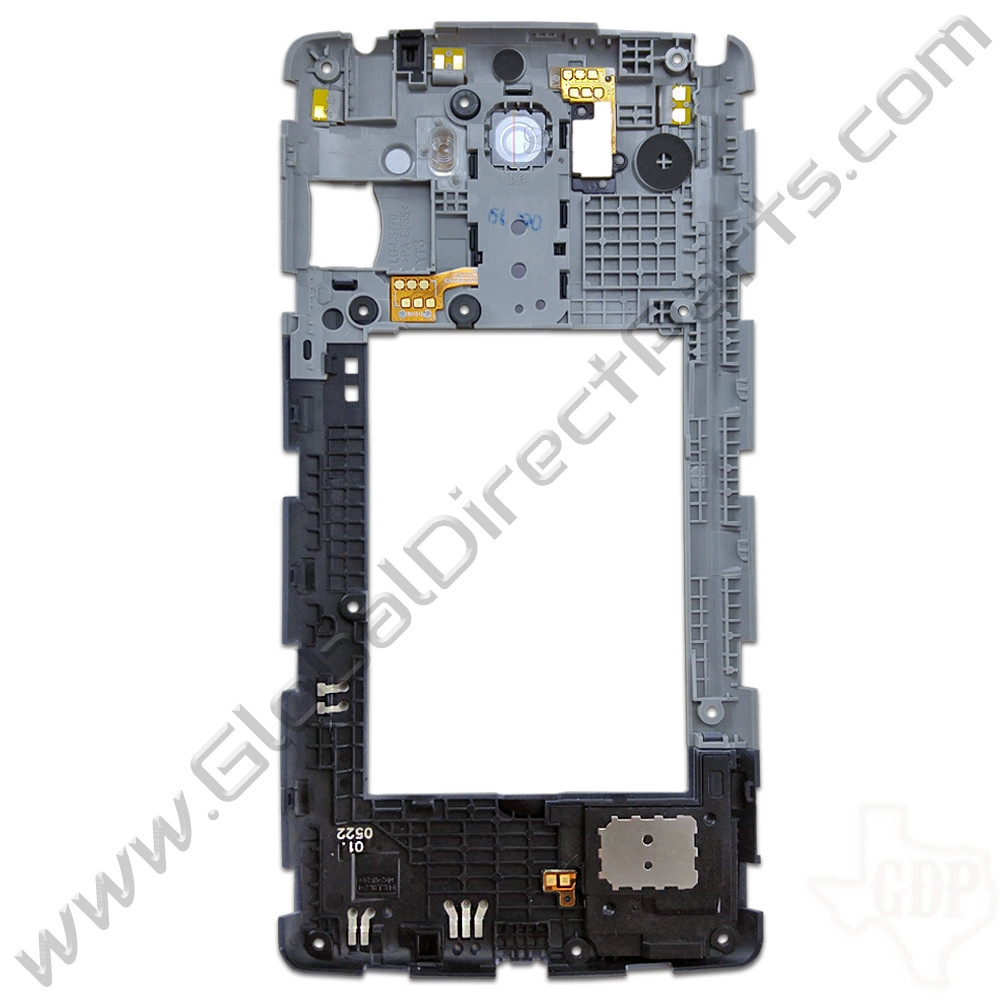 OEM LG G Stylo LS770, H631 Rear Housing Assembly