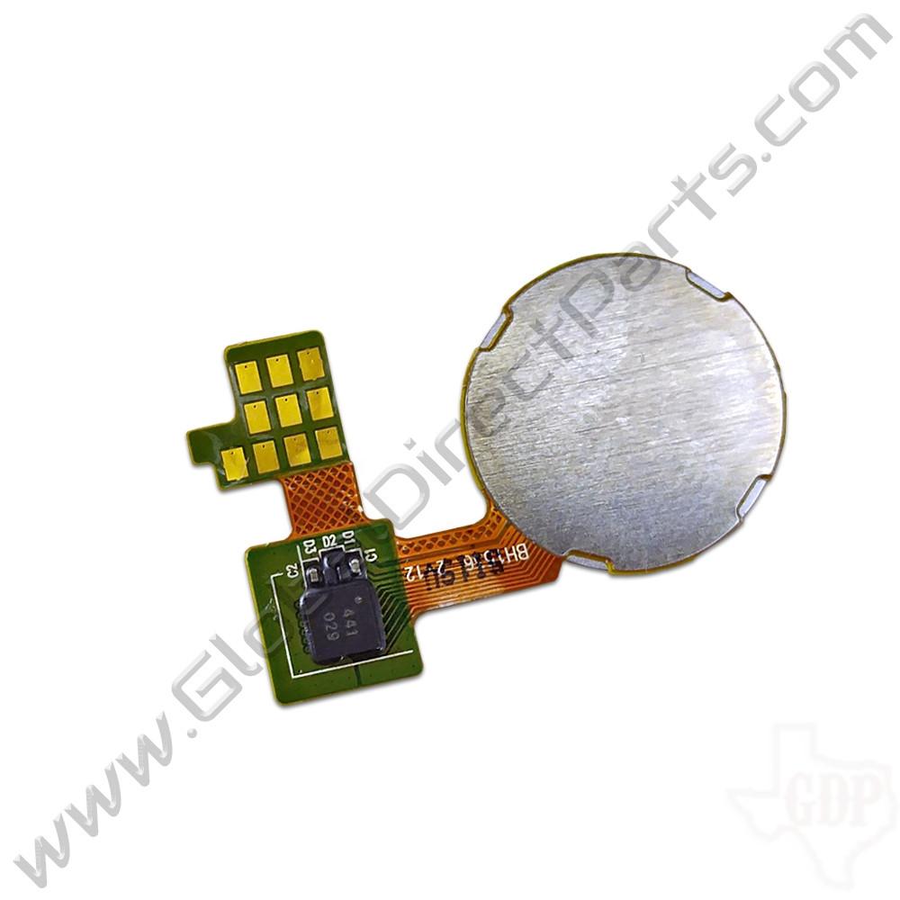 OEM LG Google Nexus 5X Fingerprint Scanner Flex - White