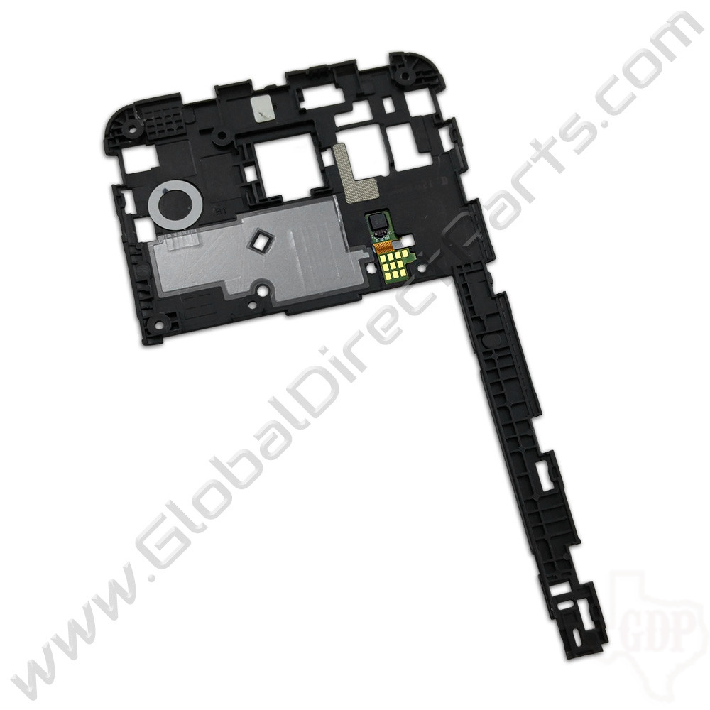 OEM LG Google Nexus 5X Rear Housing [Including Fingerprint Scanner] - White