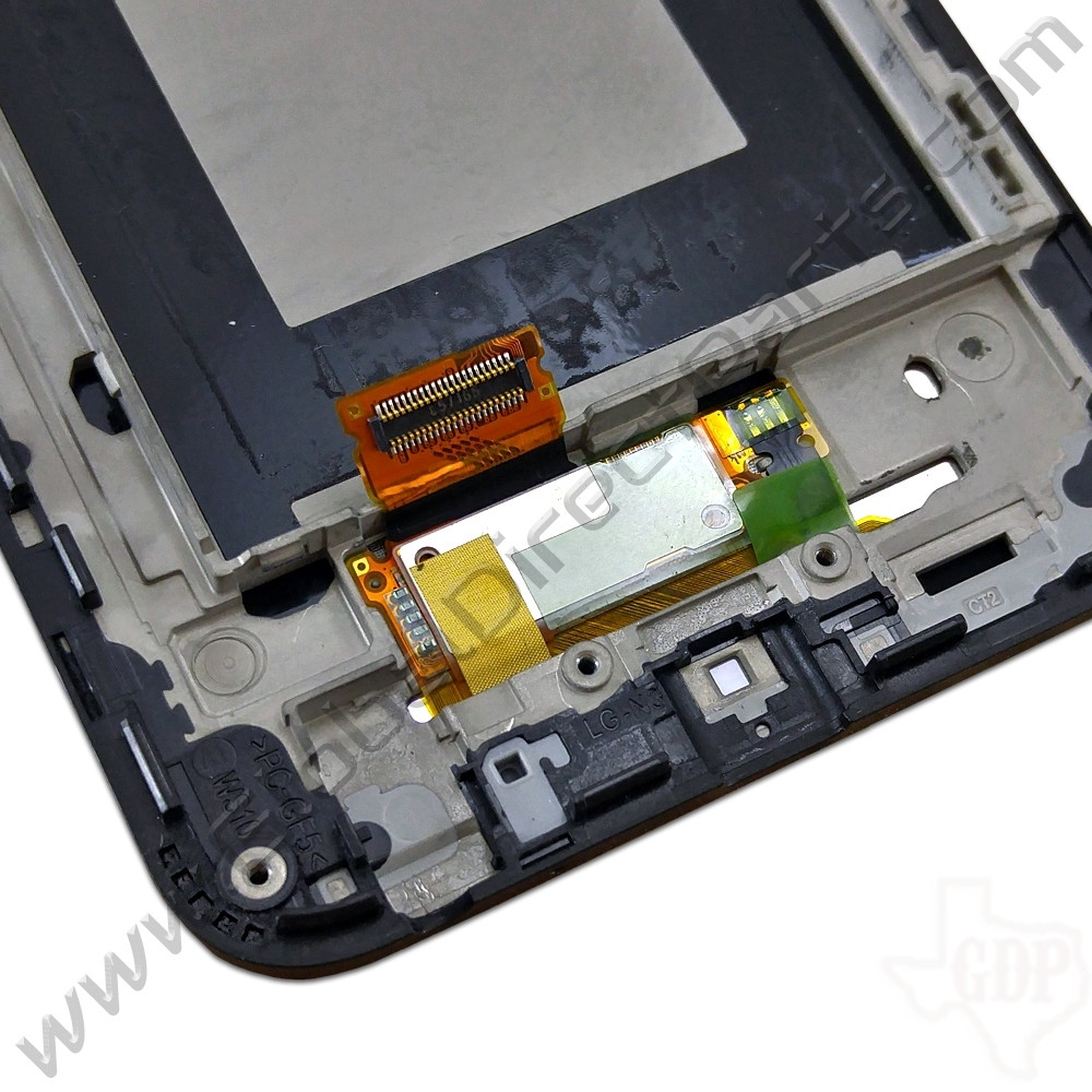 OEM Reclaimed LG Google Nexus 5X LCD & Digitizer Assembly with Front Housing
