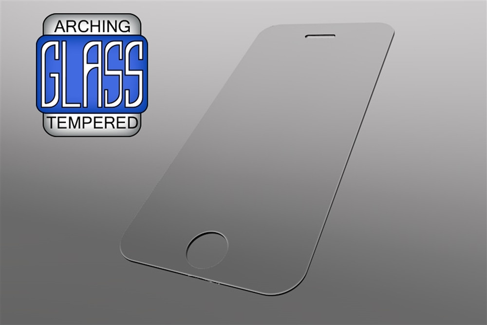 9H Arching Tempered Glass Screen Protector for LG Google Nexus 5X