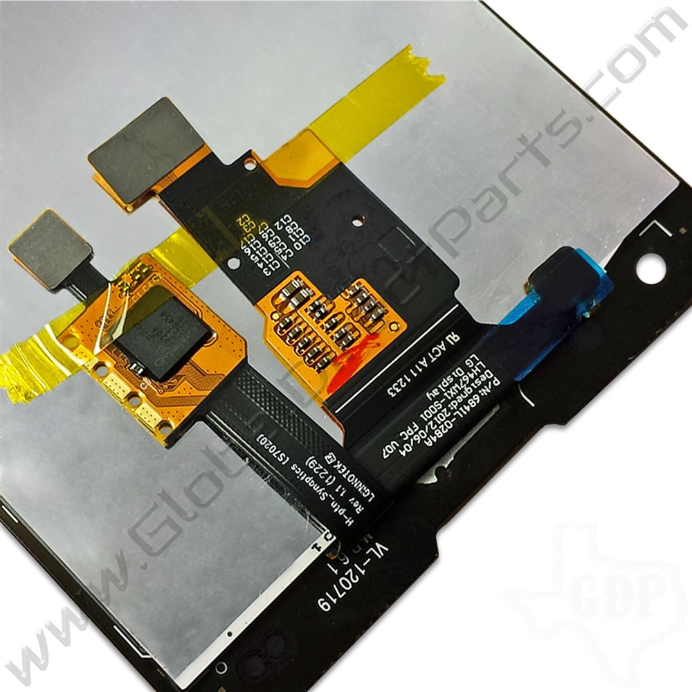OEM LG Optimus G LS970 LCD & Digitizer Assembly - Black [Sprint]