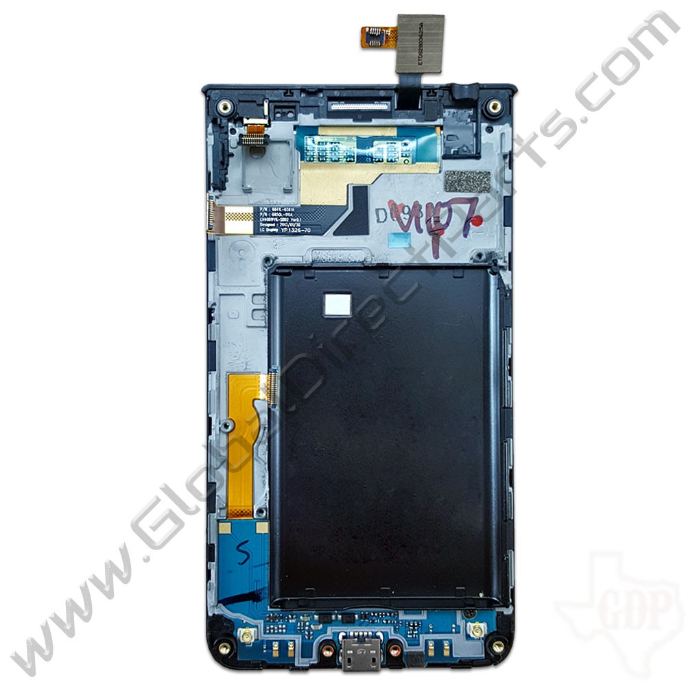 OEM LG Optimus F3 P659 LCD & Digitizer Assembly with Front Housing