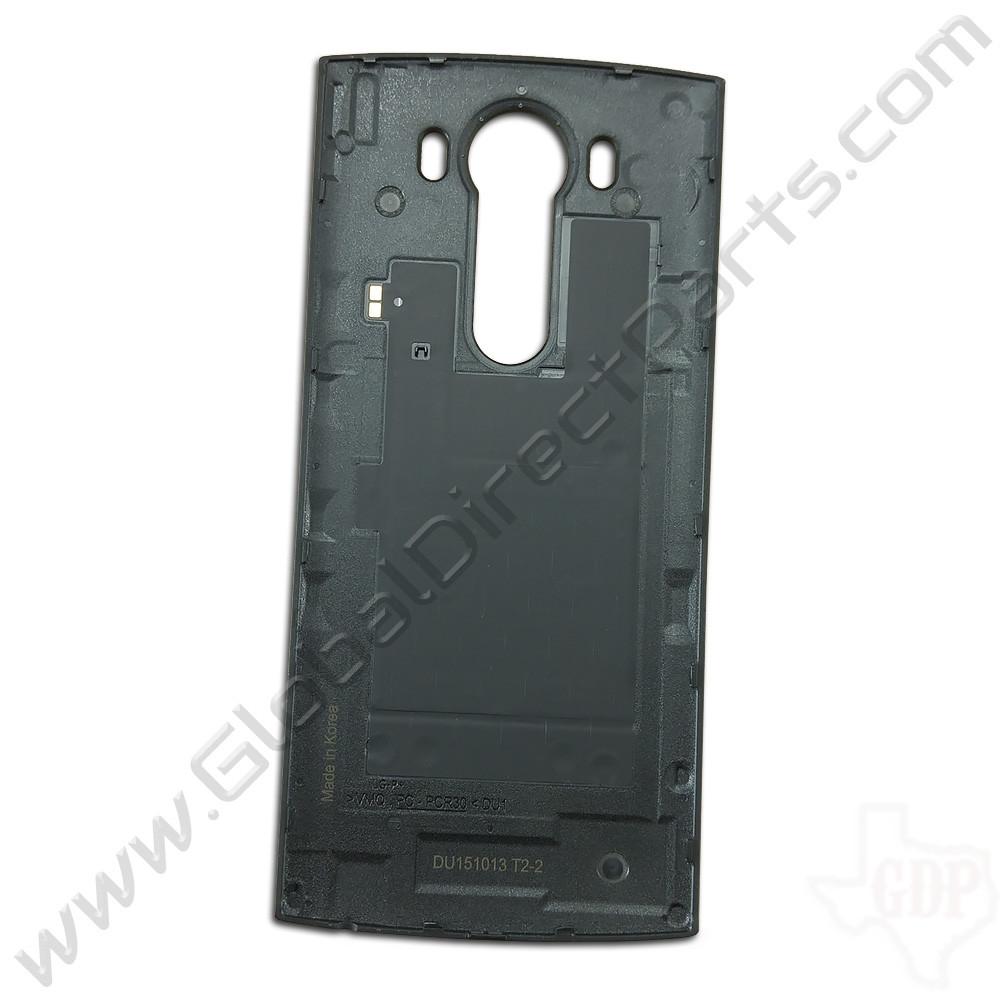 OEM LG V10 H901 Battery Cover - Black