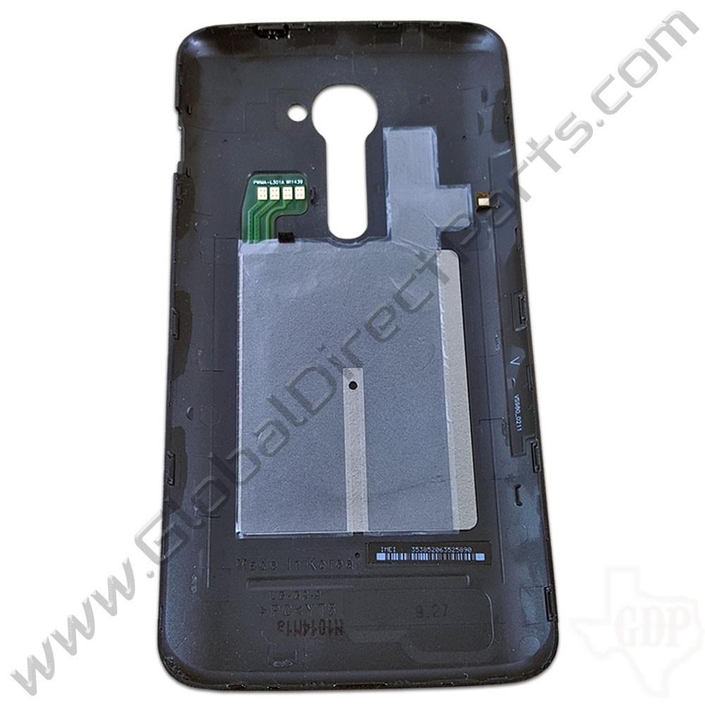 OEM LG G2 VS980 Battery Cover - Black