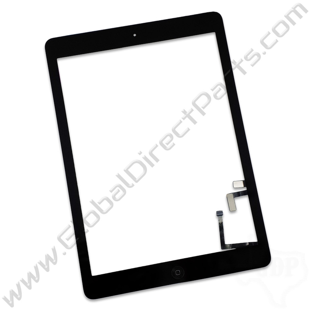 OEM Apple iPad Air Digitizer [Including Home Button Assembly] - Black