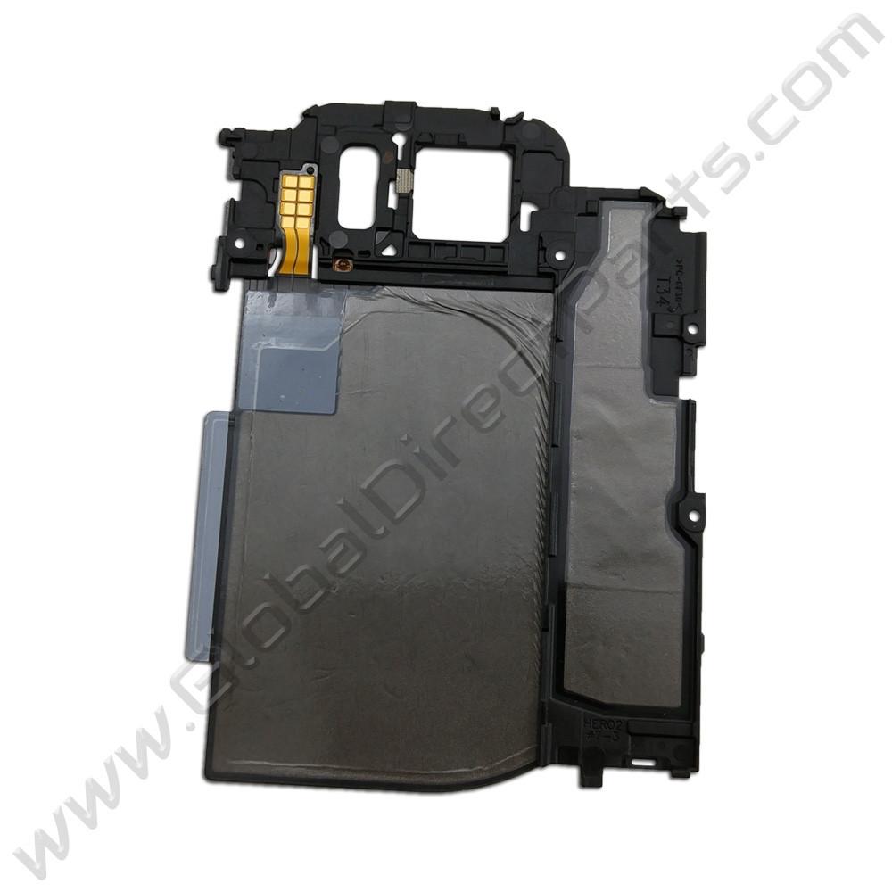 OEM Samsung Galaxy S7 Edge Center Rear Housing with NFC Flex
