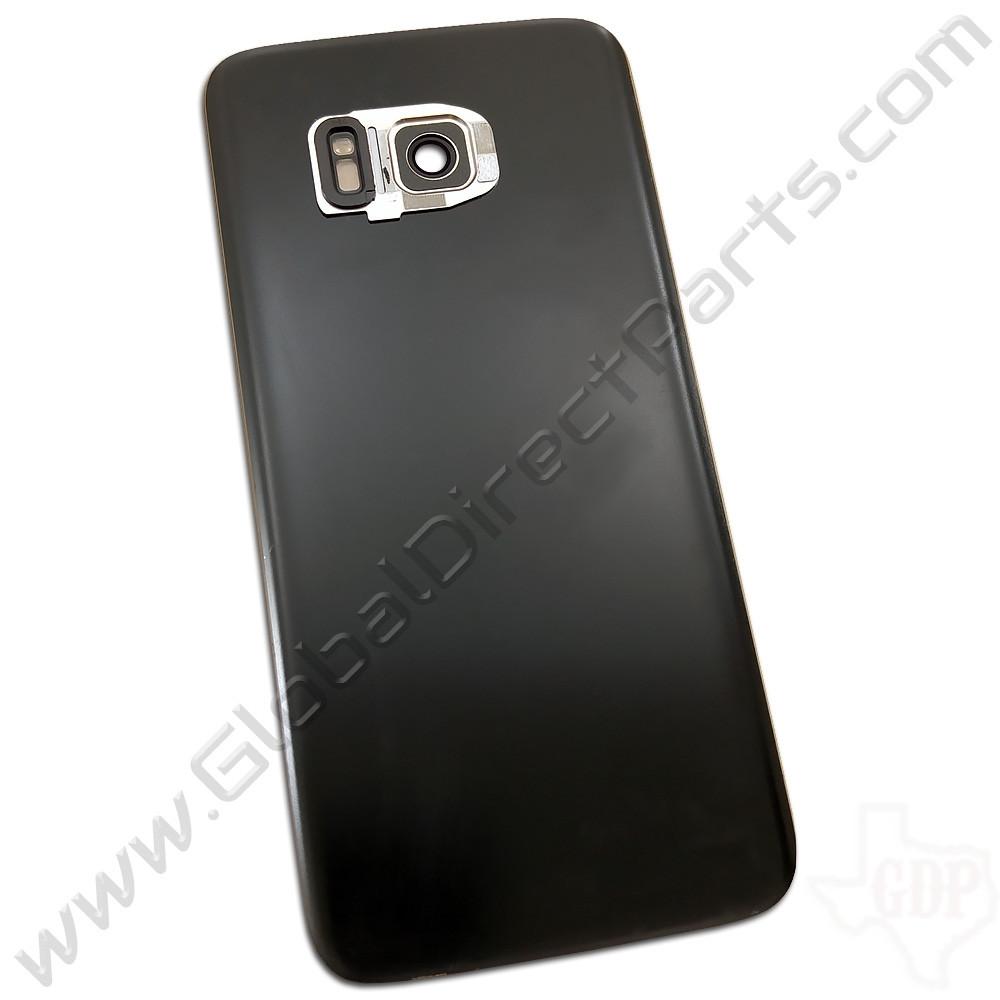 OEM Samsung Galaxy S7 Edge G935A Battery Cover - Black