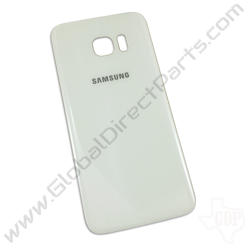 OEM Samsung Galaxy S7 Edge G935F Battery Cover - White