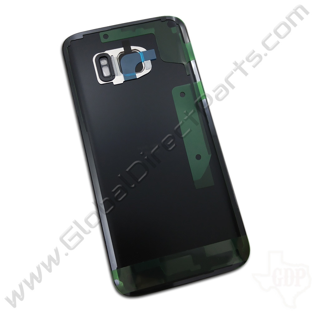 OEM Samsung Galaxy S7 G930F Battery Cover - Black