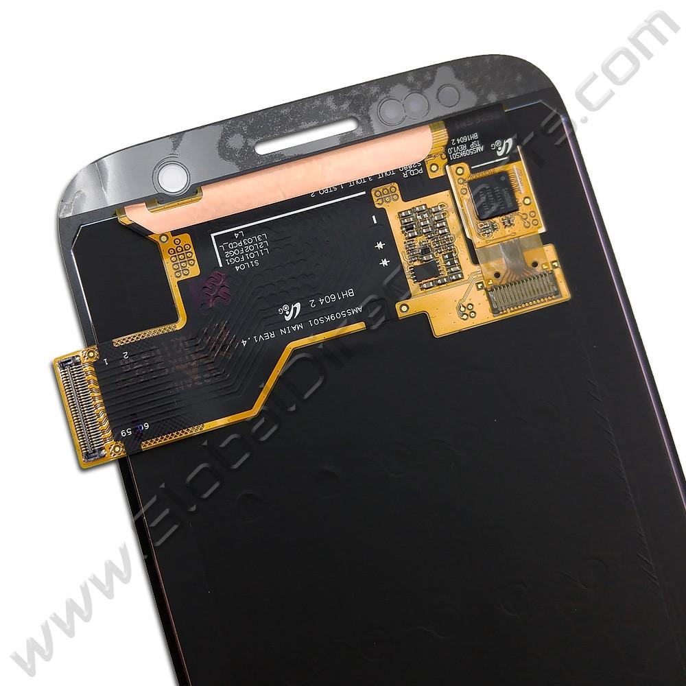OEM Samsung Galaxy S7 AMOLED & Digitizer Assembly - Gold