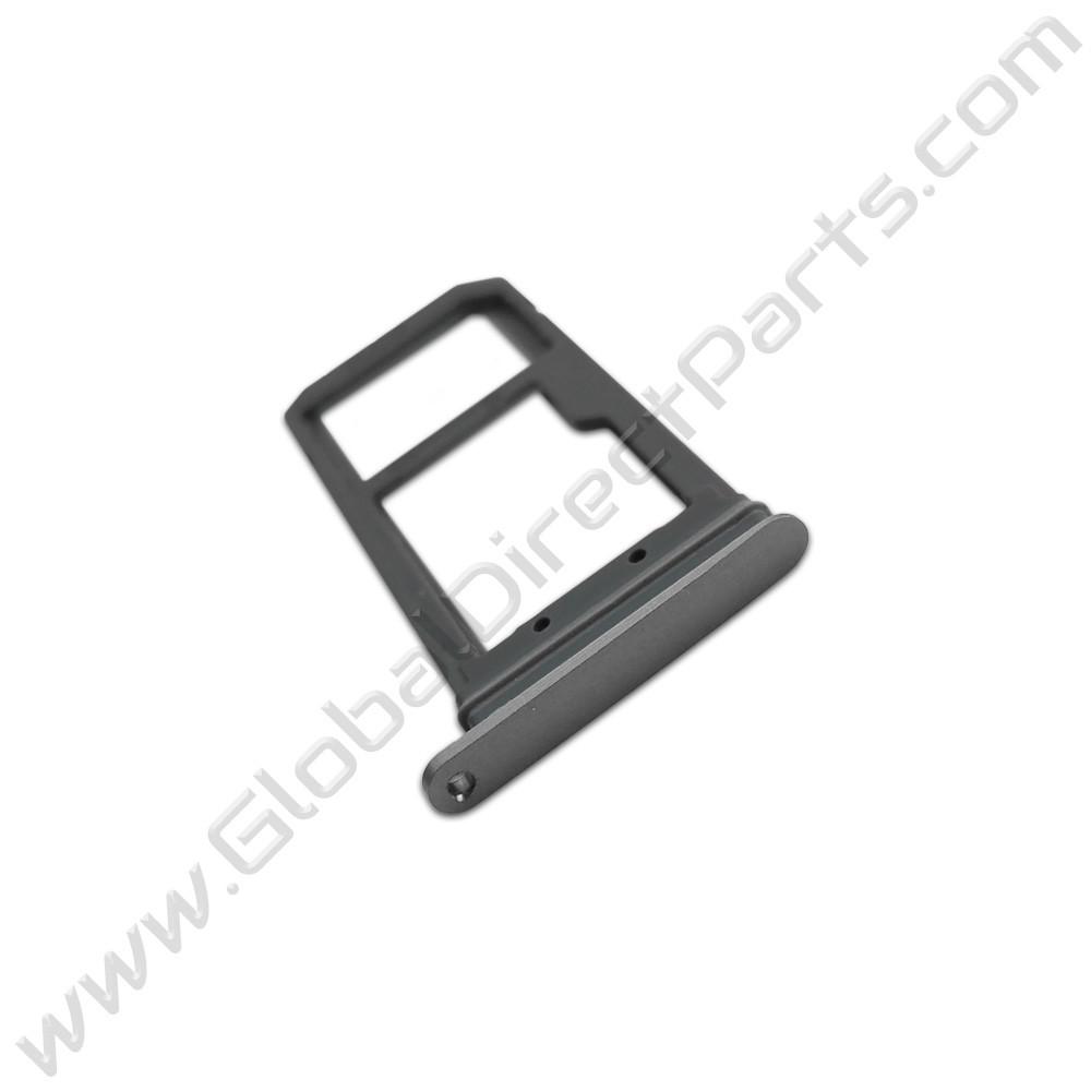 OEM Samsung Galaxy S7 SIM Card Tray - Gray