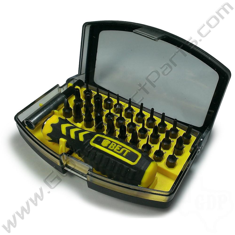 Best Precision Screwdriver Set [21068, 32 pc.]