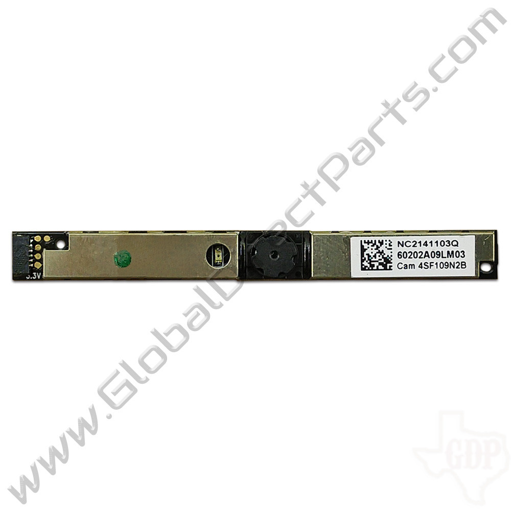OEM Acer Chromebook C738T, CB5-132T Front Facing Camera PCB with Microphone