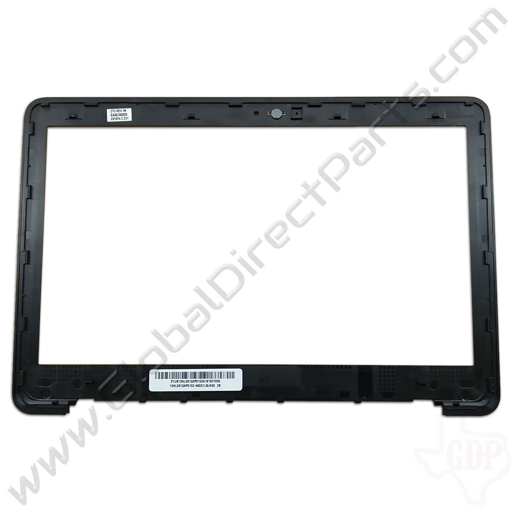 OEM Reclaimed Asus Chromebook C201P LCD Frame [B-Side] - Black