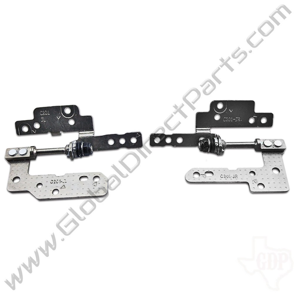 OEM Asus Chromebook C201P Metal Hinge Set