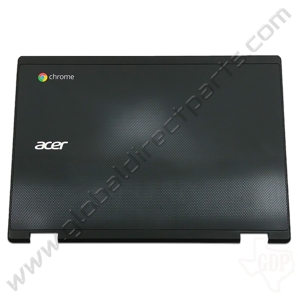 OEM Reclaimed Acer Chromebook C738T, CB5-132T LCD Cover [A-Side] - Black