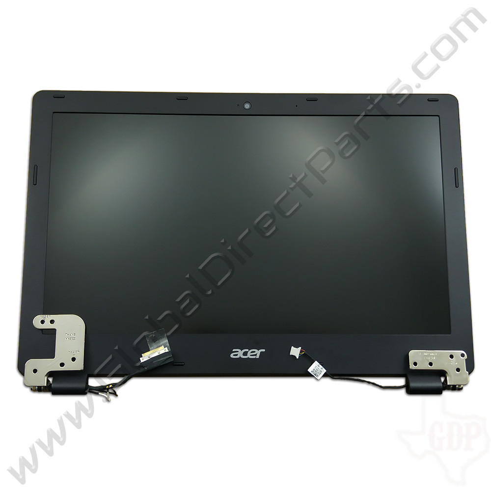 OEM Reclaimed Acer Chromebook 13 C810 Complete LCD Assembly - Black