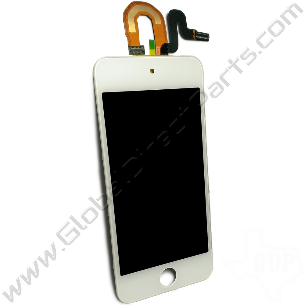 OEM Apple iPod Touch 5th & 6th Generation LCD & Digitizer Assembly - White