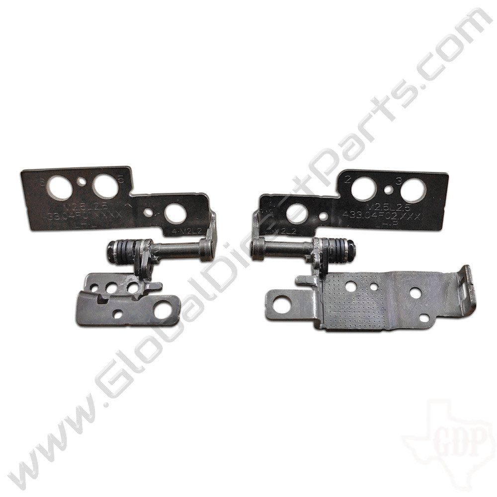 OEM Dell Chromebook 13 7310 Metal Hinge Set