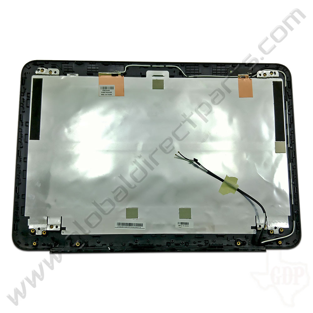 OEM Reclaimed HP Chromebook 14 G3, G4 LCD Cover [A-Side] - Black [788505-001]