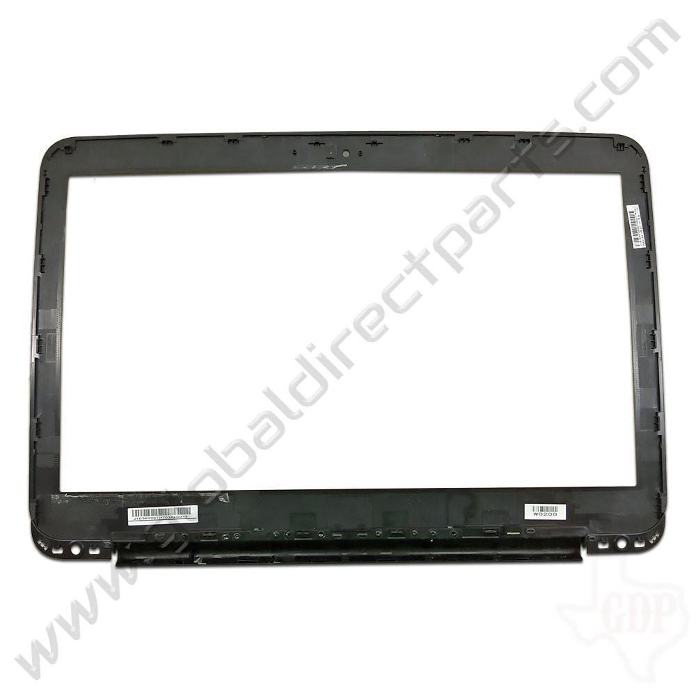 OEM Reclaimed HP Chromebook 14 G3, G4 LCD Frame [B-Side] - Black [788507-001]