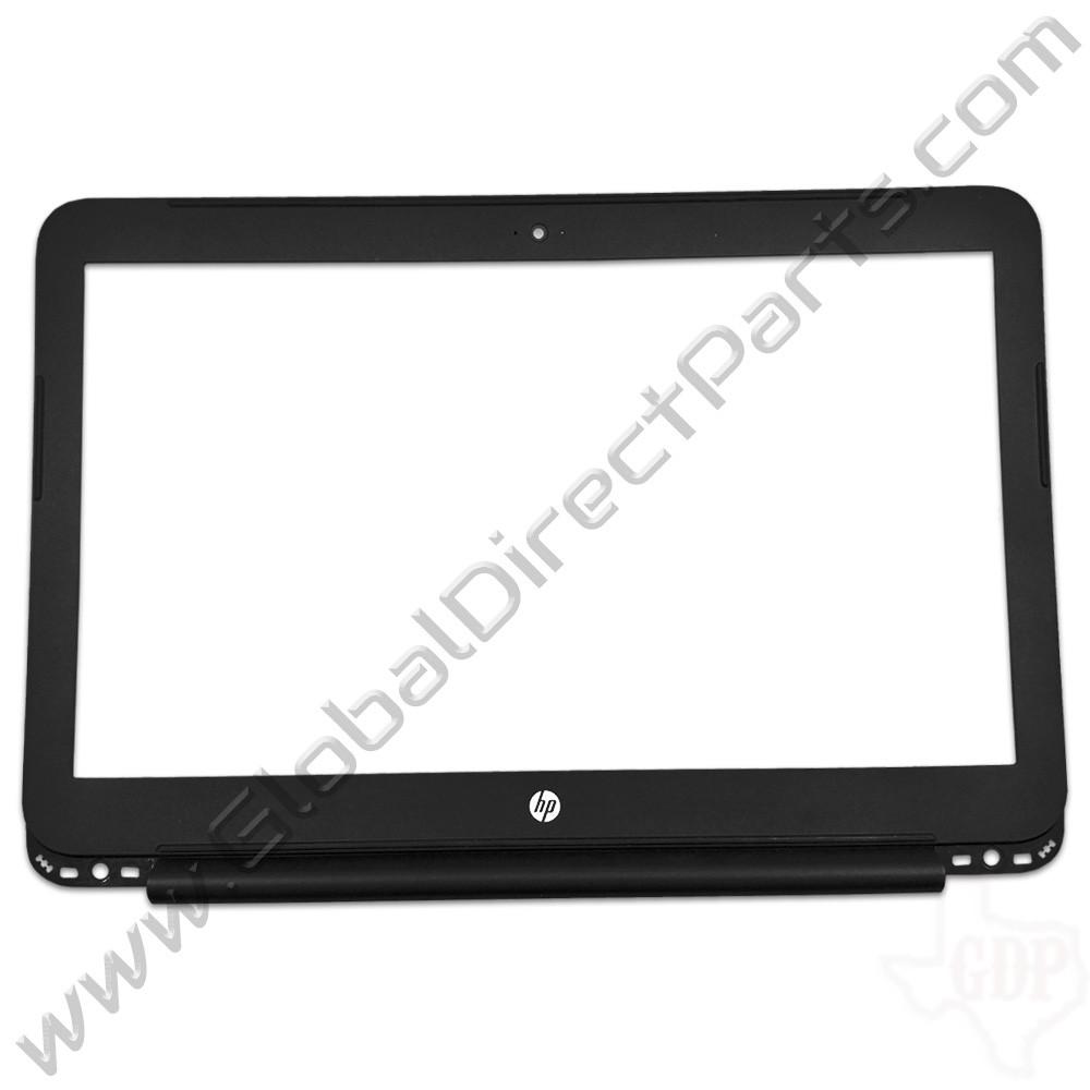 OEM HP Chromebook 14 G3, G4 LCD Frame [B-Side] - Black [788507-001]