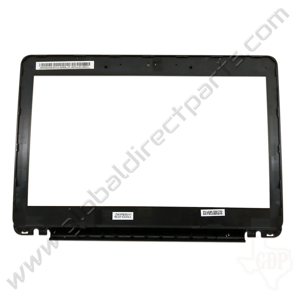 OEM HP Chromebook 11 G5, G5 Touch LCD Frame [B-Side] - Black