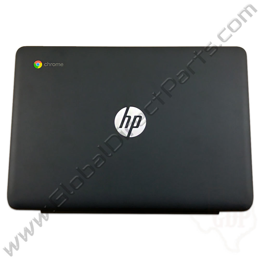 OEM HP Chromebook 11-V01, 11-V02 Complete LCD & Digitizer Assembly - Black