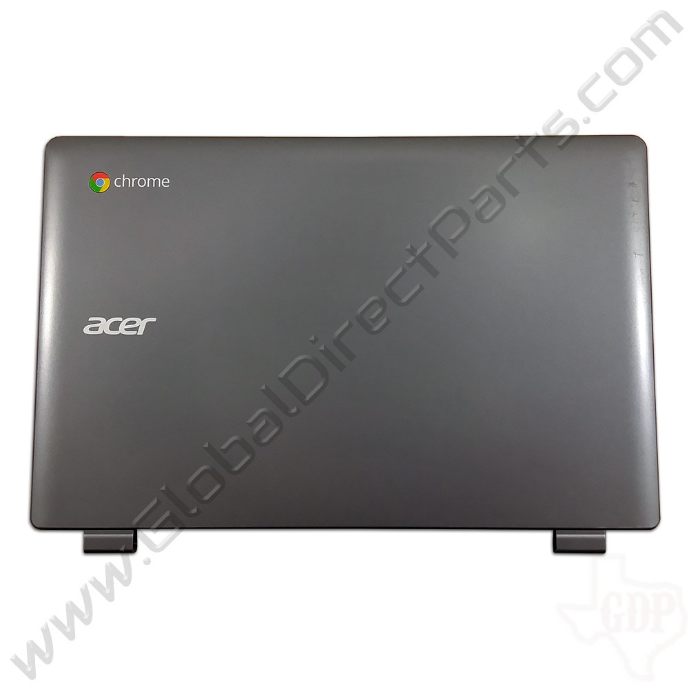 OEM Reclaimed Acer Chromebook C730 LCD Cover [A-Side] - Black
