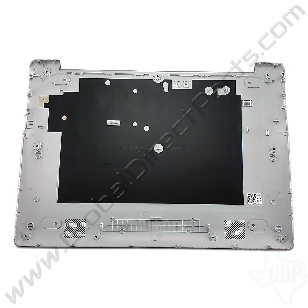 OEM Reclaimed Samsung Chromebook 2 XE500C12 Bottom Housing [D-Side] - Gray [BA97-07248A]