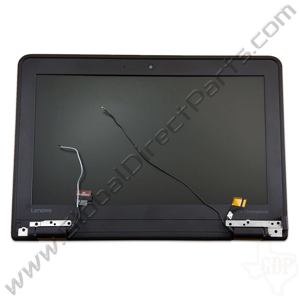 OEM Reclaimed Lenovo ThinkPad 11e Chromebook 3rd Generation Complete LCD Assembly - Black