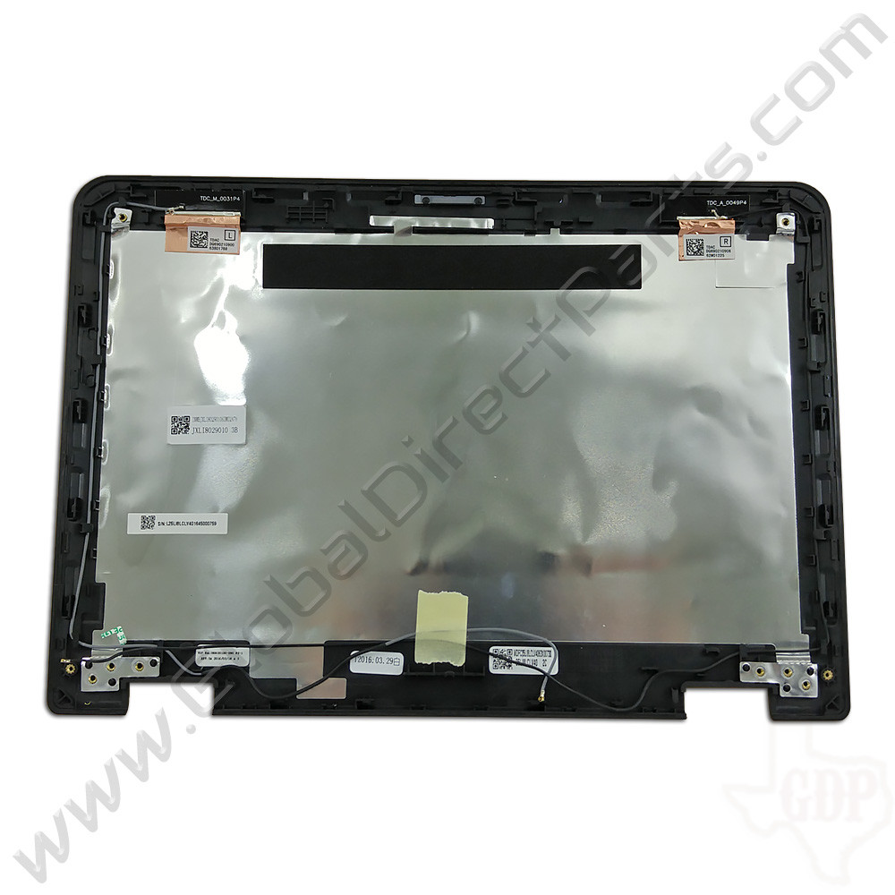 OEM Reclaimed Lenovo ThinkPad 11e Chromebook 3rd Generation LCD Cover [A-Side] - Black