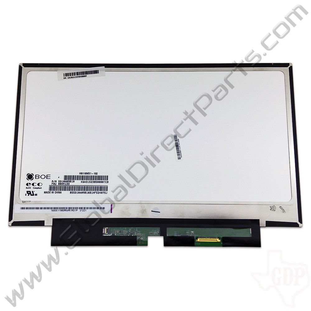 OEM Lenovo ThinkPad Yoga 11e Chromebook LCD
