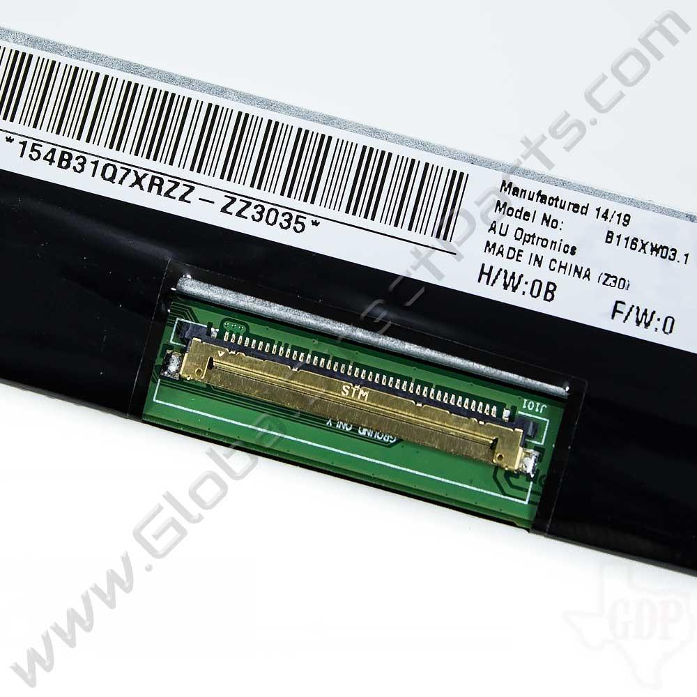 OEM Reclaimed Samsung Chromebook XE303C12, Chromebook 2 XE503C12 LCD