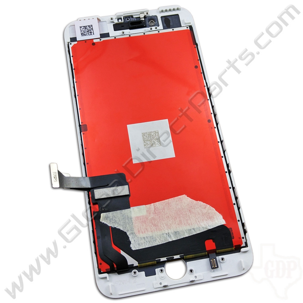 Aftermarket LCD & Digitizer Assembly Compatible with Apple iPhone 7 Plus - White