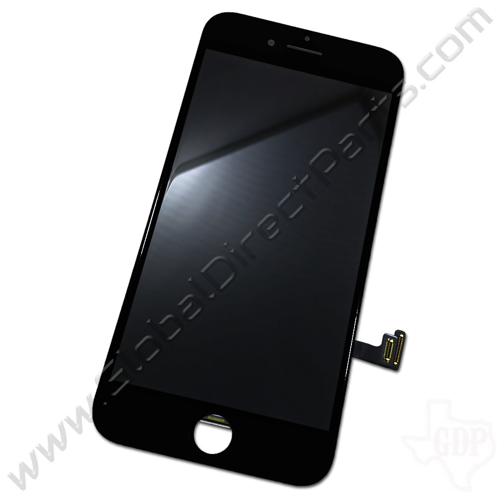 Aftermarket LCD & Digitizer Assembly Compatible with Apple iPhone 7 - Black
