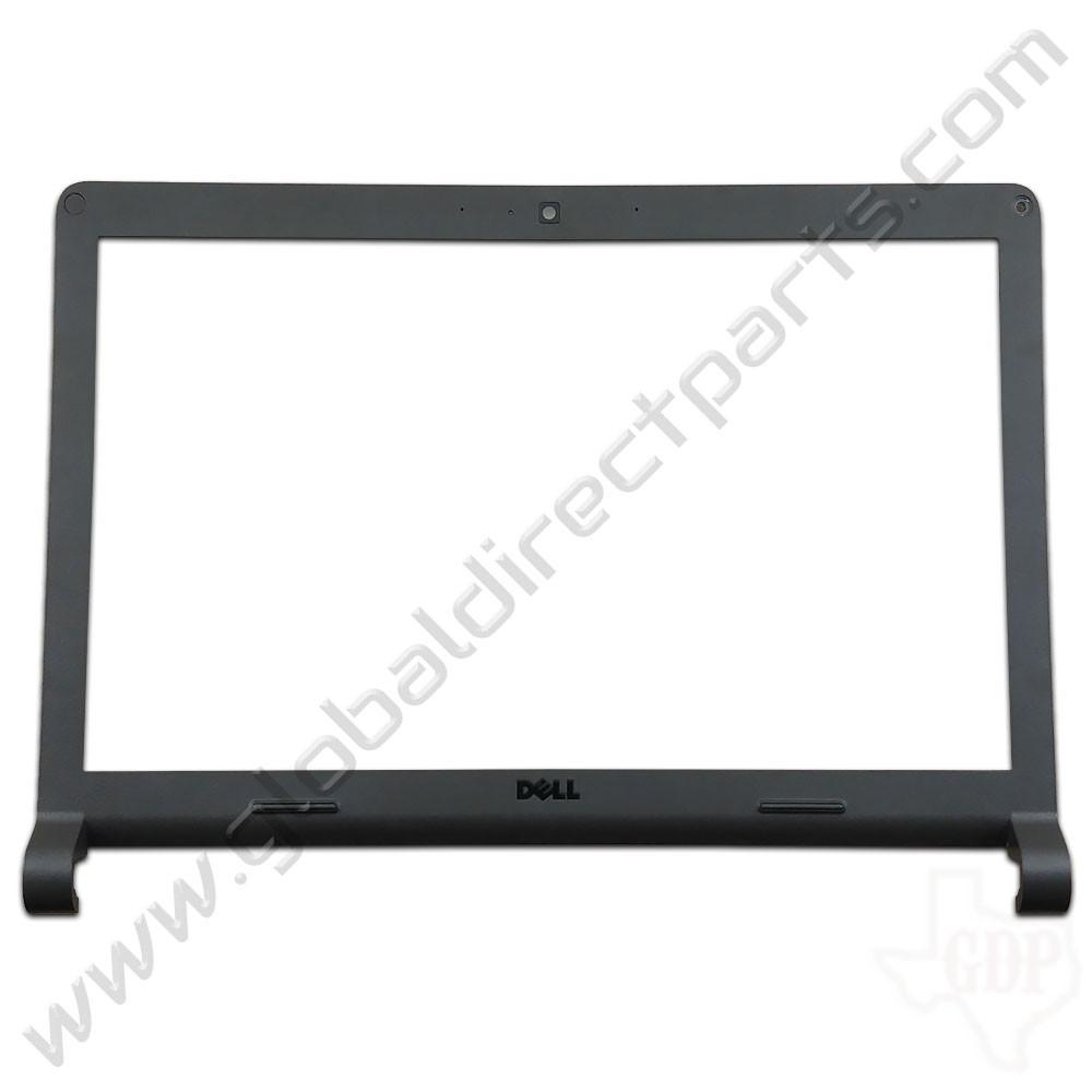 OEM Reclaimed Dell Chromebook 11 CRM3120 LCD Frame [B-Side] - Black [Touch]
