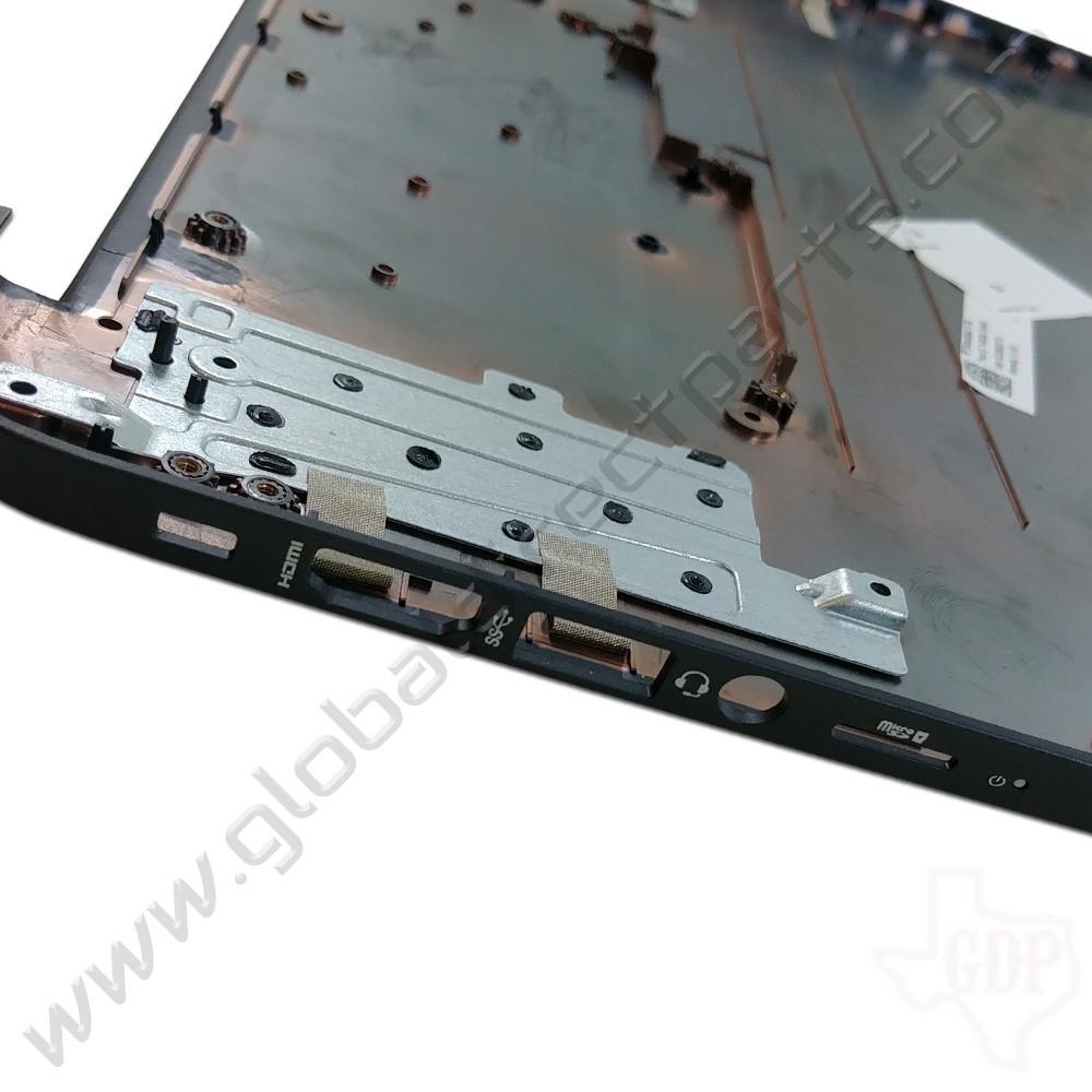 OEM Reclaimed HP Chromebook 14 G4 Bottom Housing [D-Side] - Black [834906-001]