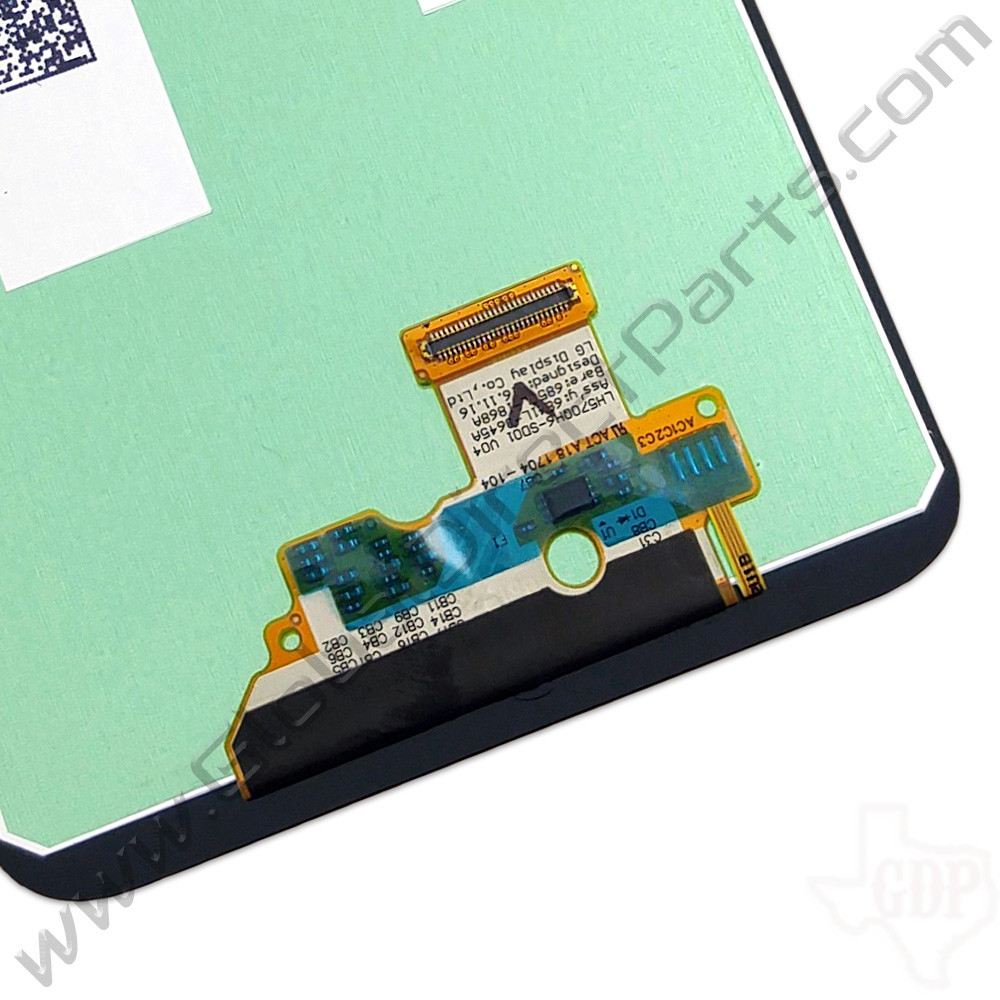 OEM LG G6 LCD & Digitizer Assembly - Black