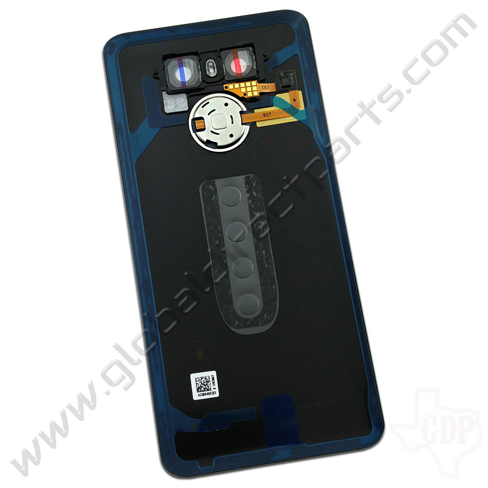 OEM LG G6 H872, LS993, US997 Battery Cover Assembly - Silver [ACQ89406331]